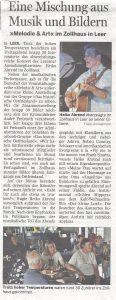 Rheiderland-Zeitung, 29.07.2019