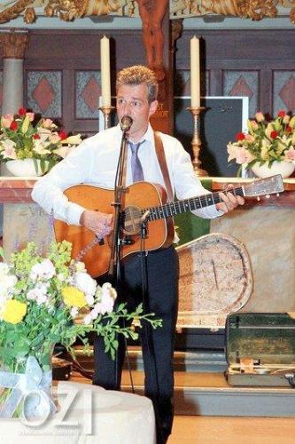 Heiko bei der Leeraner Kulturnacht 2019 in der Lutherkirche; Leer, 28.06.2019